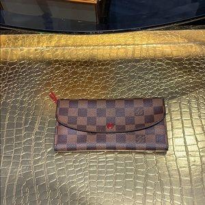 🔥🔥😎😎 Louis Vuitton Emilie Wallet